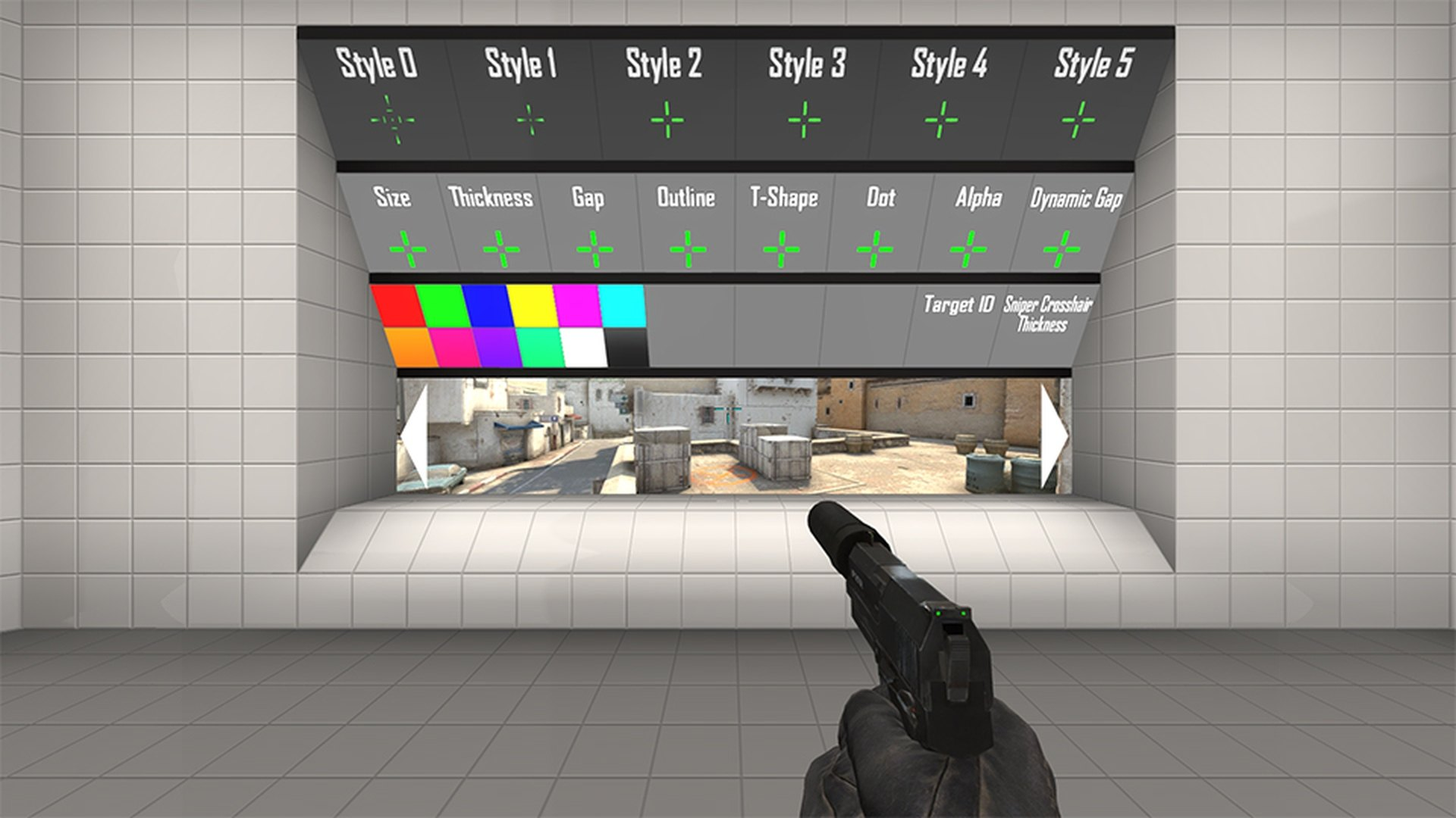 How to choose the perfect CS:GO scope